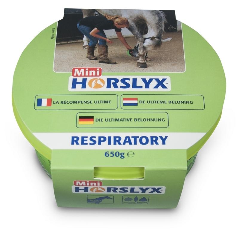 Horslyx Respiratory Mini