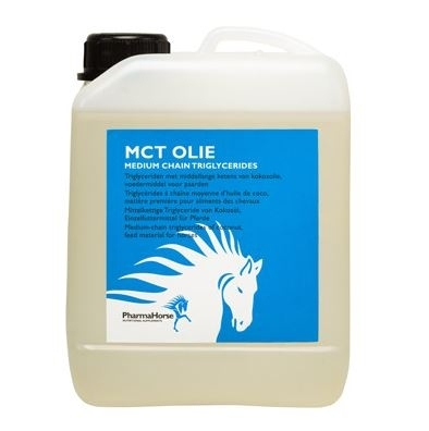 PharmaHorse MCT Olie 2.5L