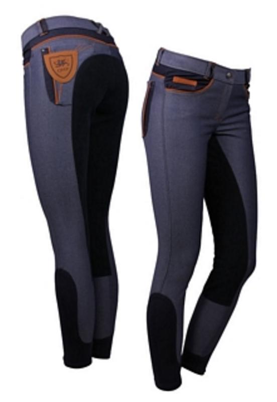 Rijbroek Claire Jeans Fullseat