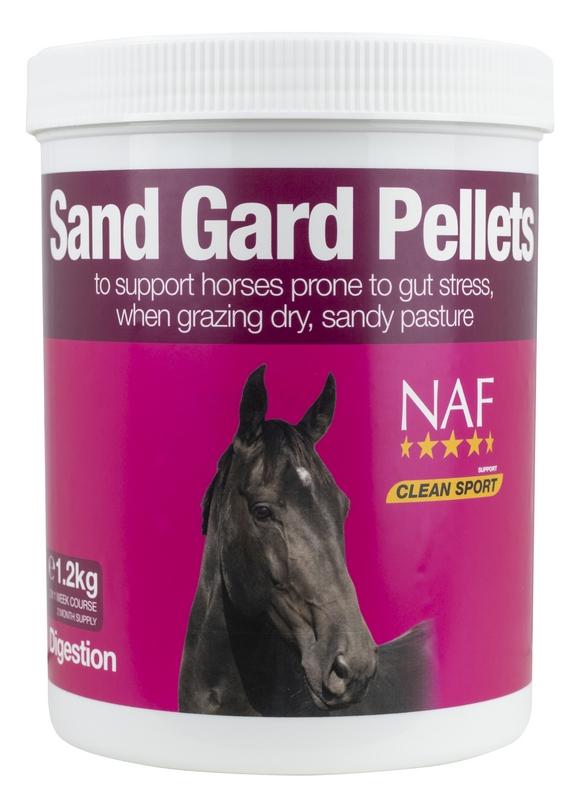 NAF Sand Gard Pellets 1,2kg