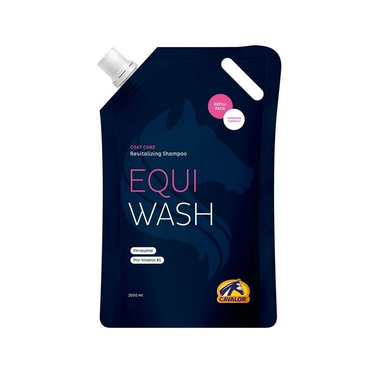 Cavalor Equi Wash 2000ml Navulling