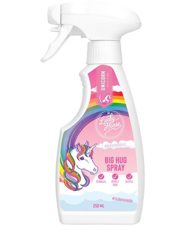 Lucky Horse Unicorn Knuffelspray