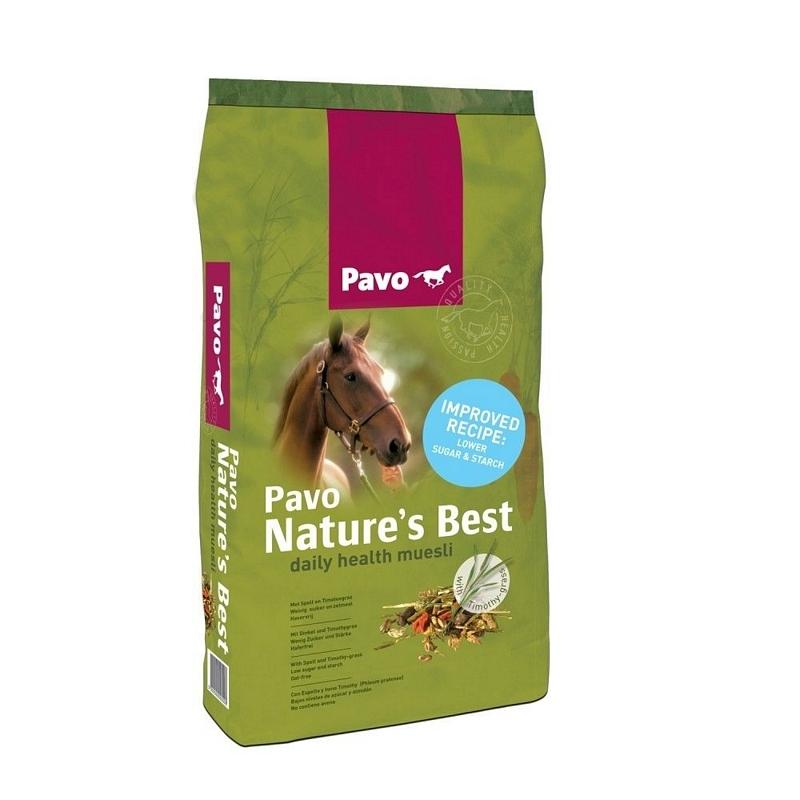 Pavo Nature's Best 3kg