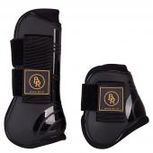 BR peesbeschermer & strijklap set Pro Tech Bruin