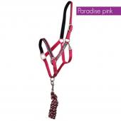 QHP Halsterset Paradise Pink