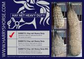 Harry's Horse Hooinet Heavy Duty 60*100