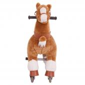 Pebbels speelgoedpaard 48 cm