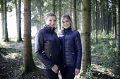 Covalliero Quilted Jacket Ladies