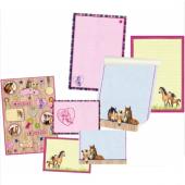 Paardenvriend Briefpapier set