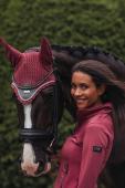 Equestrian Stockholm Fleece Jacket Winter Rose