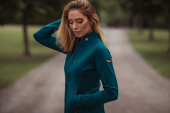 Equestrian Stockholm Next Generation Jacket Emerald
