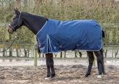 Harry's Horse Outdoordeken Thor 100gr Black Iris