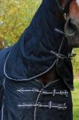 DKR Sports Outdoordeken Luxe 300grs  met afneembare hals
