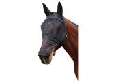 Harry's Horse Vliegenmasker met Oren + Neusstuk