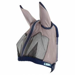BR 4-Ever Horses Vliegenmasker m/Oren