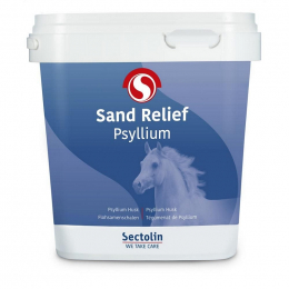 Sectolin Sand Relief Psyllium