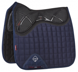 Le Mieux Zadeldek X-Grip Twin Sided Dressage Square